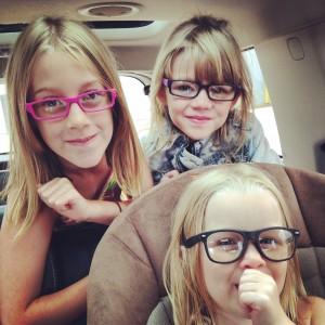Higgy Girls In Glasses